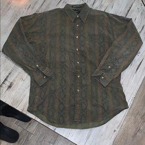 Men's Christian Dior Button Down Shirt